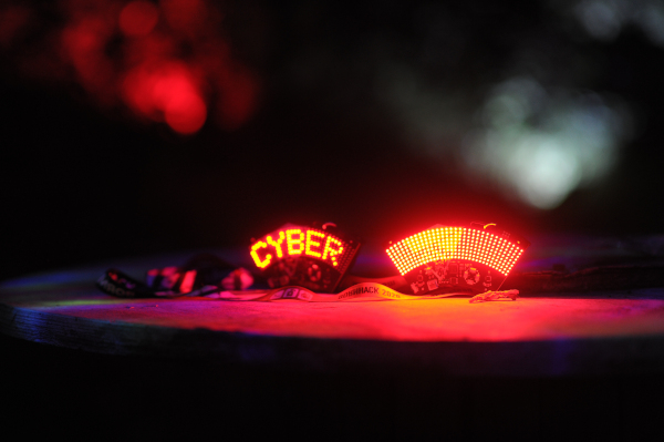 2020 badge with CYBER